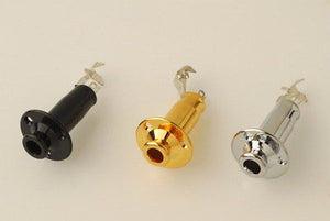 Acoustic Guitar Mono End Pin Jack 1/4""