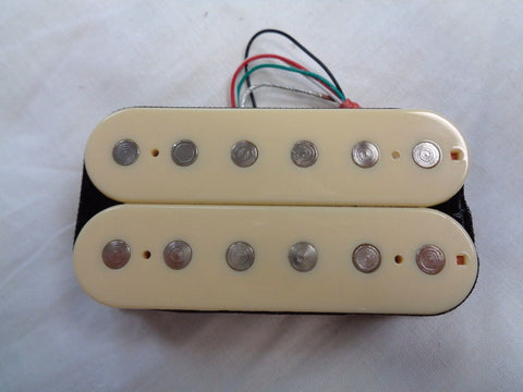 Artec Vintage Humbucker Bridge Pickup Ivory