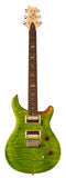 PRS SE Custom 24 Eriza Verde Carved Maple Top with Mahogany Back