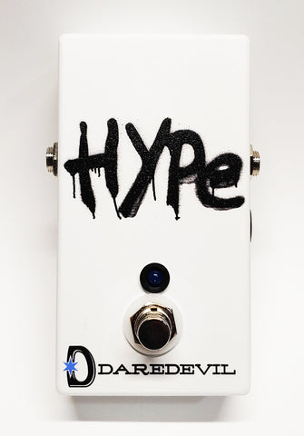 Daredevil Pedals HYPE Boost