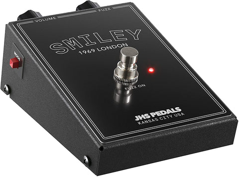 JHS Pedals LOF Smiley Fuzz Guitar Effects Pedal