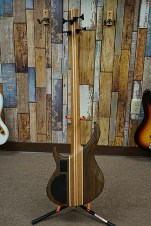 J&D Guitars 4 String Electric Bass Neck Thru