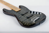 Allen Eden©Disciple 5 Deluxe Black Quilted Maple