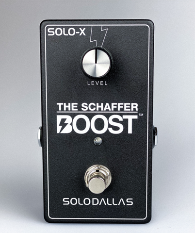 Solo Dallas The Schaffer Boost® SOLO-X