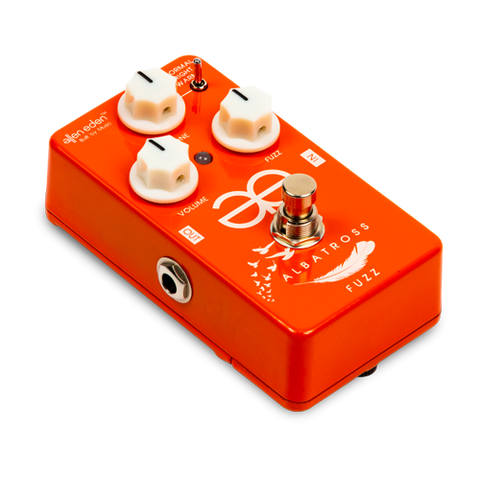 Allen Eden Albatross Fuzz Effects Pedal