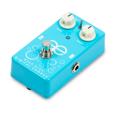 Allen Eden Deep Dive Chorus Effects Pedal