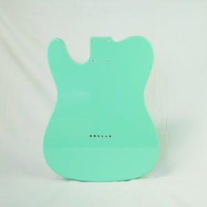 Crafter Series DIY Alder Thinline Tele Guitar Body HS Seafoam Green