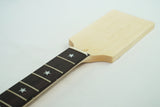 Eden Strat Style Paddle Guitar Neck Synthetic Rosewood 22 Frets Star Inlay