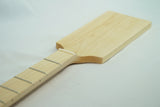 Eden Medium Scale Bass Neck Maple/Maple No Inlay
