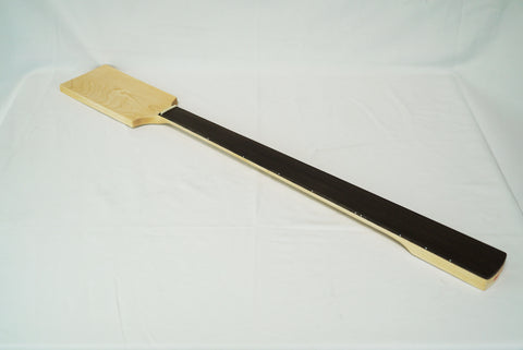 Eden Fretless Bass Neck Synthetic Wood No Inlay