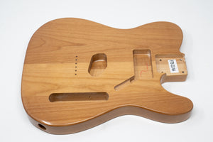 Eden® Standard Series DIY Alder Tele Guitar Body HS Natural Gloss