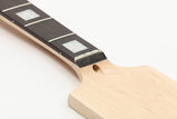 Allen Eden Full Scale Paddle Bass Neck Maple Block Inlay