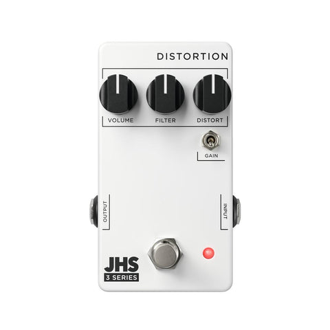 JHS Pedals 3 Series - Distortion Pedal