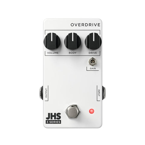 JHS Pedals 3 Series - Overdrive Pedal