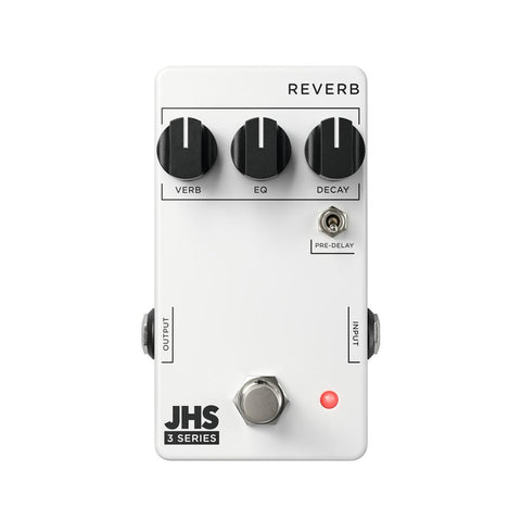 JHS Pedals 3 Series - Reverb Pedal