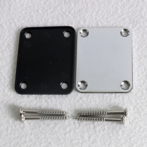 4-Screw Neck Mounting Plate with Gasket