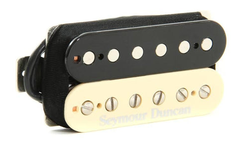 Seymour Duncan SH-4 JB Model Zebra Humbucker Bridge Pickup