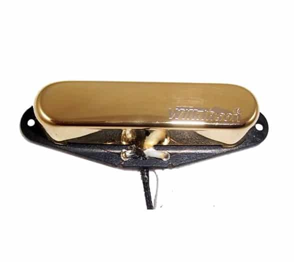 Wilkinson MWVTN 'Vintage Voice' Neck Pickup for Telecaster Gold
