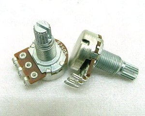 B250K Volume Tone Linear Pot Potentiometer Long Shaft