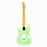 Allen Eden Custom Shop Sepulveda Guitar with Rosewood Neck Seafoam Green