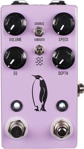 JHS Pedals Emperor V2 Analog Chorus with Tap Tempo Guitar Effects Pedal