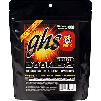 GHS Boomers® Multi Pack - Extra Light 09-42