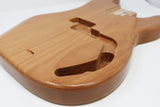 Allen Eden Premier Series DIY Alder P-Style Body Natural Gloss Finish