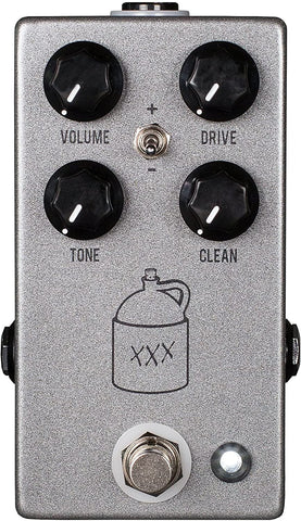 JHS Pedals Moonshine V2 Overdrive Guitar Effects Pedal