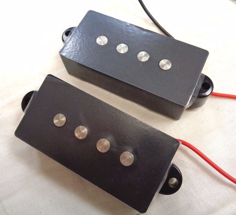 Artec Vintage P-Bass Pickup Set Black
