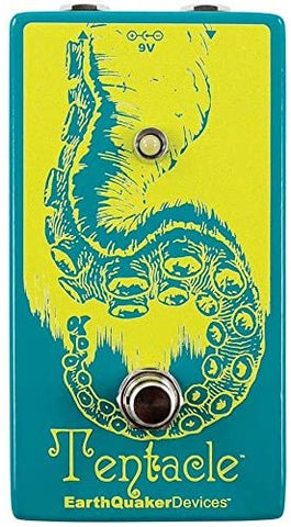 EarthQuaker Devices Tentacle V2 Analog Octave Up Guitar Effects Pedal