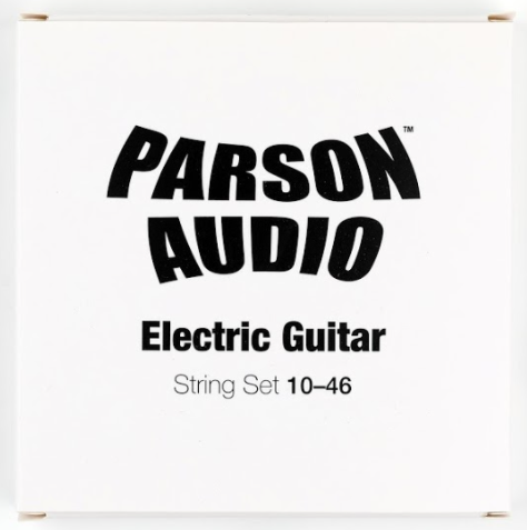 Parson Audio Electric Guitar Strings 10-46