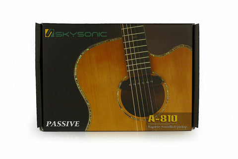 Skysonic Acoustic Guitar Soundhole Pickup A-810