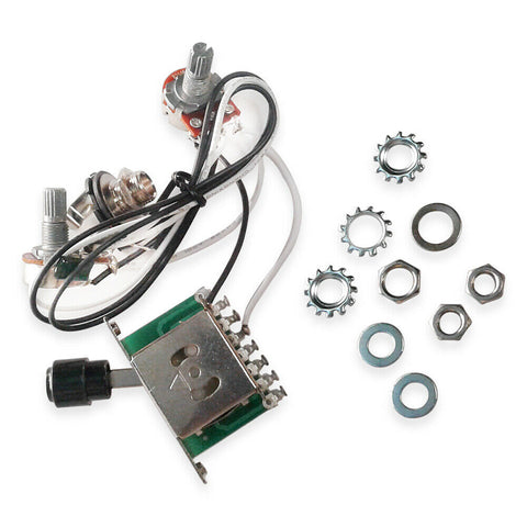 Electronic Wiring Harness for T-Style White Tip 3 Way