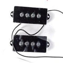 Mings Standard 4 String P Bass Pickup Set