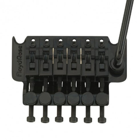 Floyd Rose Original Black Tremolo kit FRT200 with R4 Nut 37MM Block