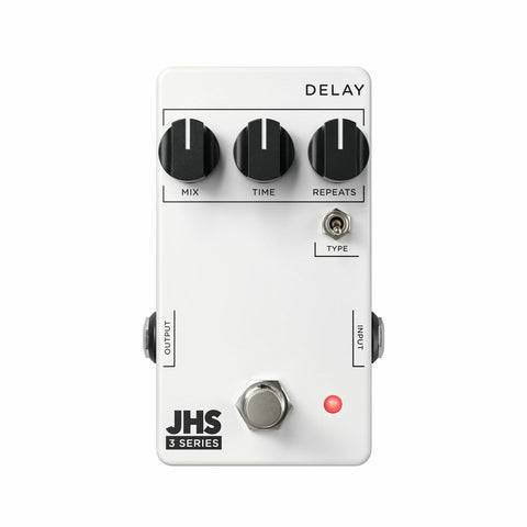 JHS Pedals 3 Series - Delay Pedal