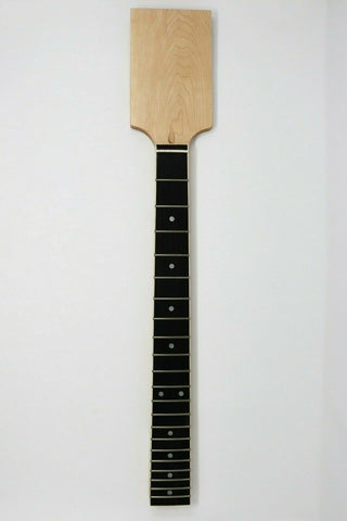 Allen Eden T-Style Paddle Guitar Neck Rosewood 21 Frets Dot Inlay Binding