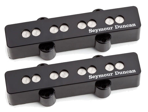 Seymour Duncan SJB-3 Quarter Pound Jazz Bass Pickup Set