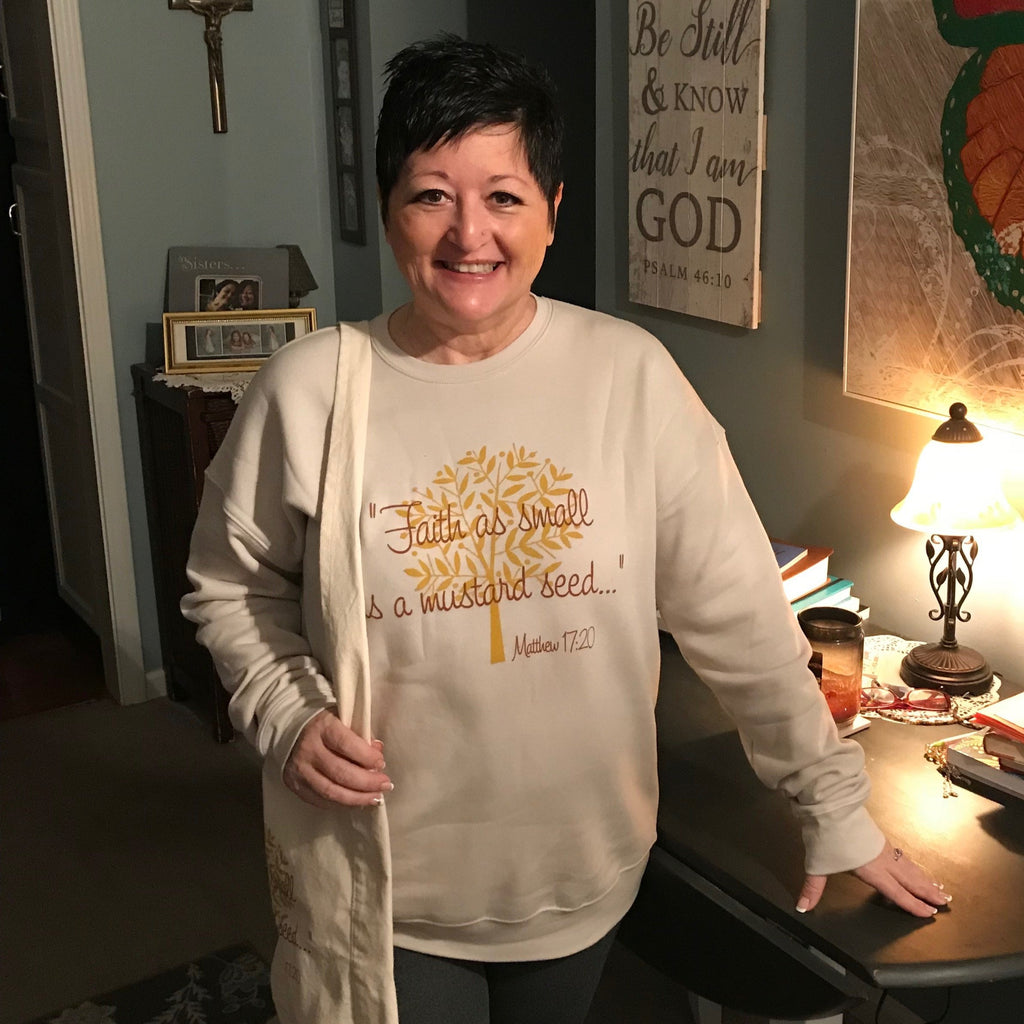 MUSTARD SEEDS FOR ANDREA SWEATSHIRT