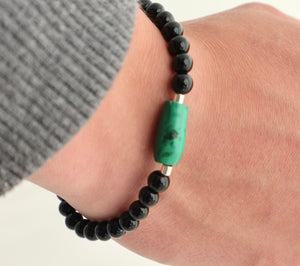 mens unisex bracelet made in ireland by aliaon walsh