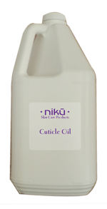 NIKU - Cuticle Oil Gallon