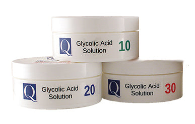 Quannessence PRO - Glycolic Acid Solutions