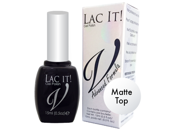 enVogue - Lac It! MATTE TOP COAT