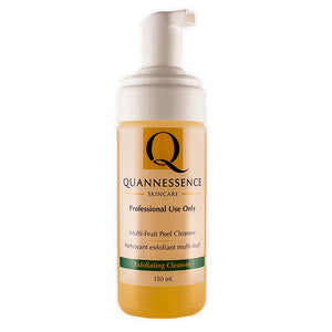 Quannessence PRO - Multi-Fruit Peel Cleanser