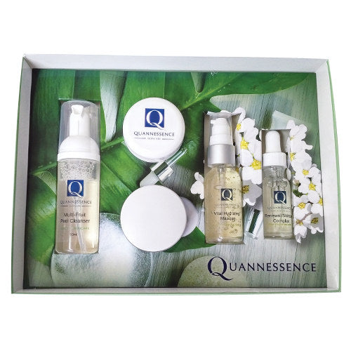 Quannessence - Facial Spa in a Box