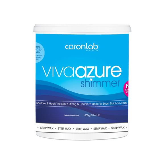 Caronlab Viva Azure Strip Wax