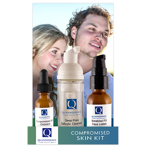 Quannessence - Compromised Skin Kit