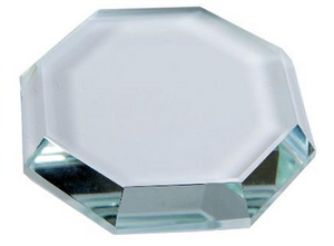 Micha - Coated Crystal Plate