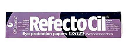 RefectoCil - Eye Protection Papers EXTRA