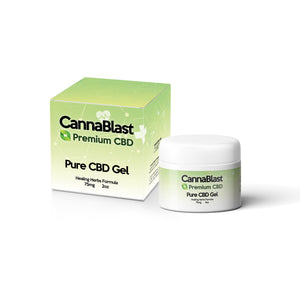 Cannablast Premium CBD Gel (Multiple Formulas and strengths)